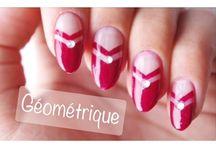 Manucure Geometrique