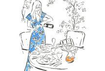 illustration/woman