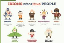 Idioms, Expressions
