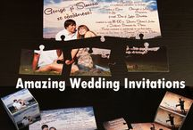 Wedding invitations 2014 / Puzzle wedding invitations 2014