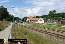 Usedom-Radtour 2005: Tag 3: Bansin - Sellin - Neppermin - Benz - Balm - Dewichow - Morgenitz - Krienke - Liepe - Warthe - Rankwitz - Morgenitz - Pudagla - Schmollensee - Wolgast / Sie sehen hier eine Auswahl meiner Fotos, mehr davon finden Sie auf meiner Internetseite www.europa-fotografiert.de.