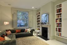 Reading Nook inspiration / Perfect reading rooms for us bookworms.