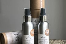 Organic Natural Room Sprays / 100% Organic essential oils, hand blended to order to produce delicious smelling hone fragrance.