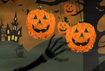 Halloween /  23 dni  zostało do Halloween...Czy macie juz pomysł na Halloween'owe przyjęcie? :)