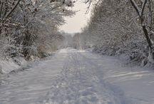 La Seine-Maritime sous la neige ! / Découvrez les paysages seinomarins sous la neige !