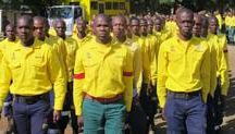 300 SOUTH AFRICAN FIREFIGHTERS ARE TRAINED AND HEADED TO FORT MCMURREY