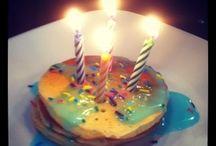 Birthdays! / by Erin Fisher Hollenbaugh