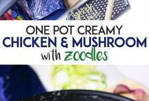 Zoodle recipes