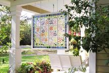 Faux Stain Glass projects