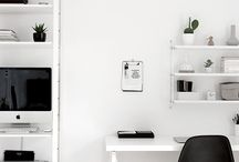 Home Inspiration Black and White