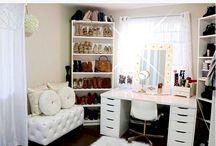 Makeup corners