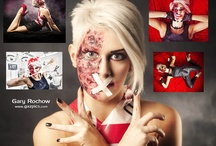 spfx photoshoots  / something different  / by Gary Rochow-Photography