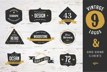 Creative Logo & Typography / Logo and Typography