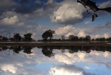 Odra / Cloud/river