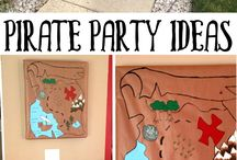 pirate party for kids(7 years old Simon)