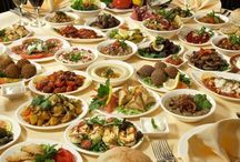 Lebanese kitchen(food & recipes) / The traditional Lebanese food