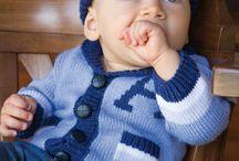 Catalogue Pingouin Modèles à tricoter Layette et enfants Automne - Hiver 2013 / Modèles à tricoter pour bébé et enfants