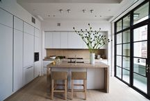 Neutral color interiors