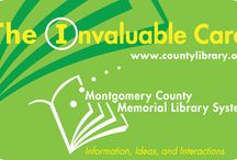 Your Invaluable Resource / by Montgomery County Memorial Library System