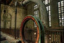 Industrial eastetics