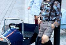 M A S E P I R A T I O N / Inspiration on Mason's wardrobe