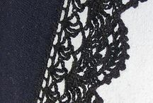 crochet-edging / by Autumn Bridges