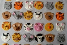 GALLETAS// CUPCAKES// COOKIES / by Sara B. del Pino
