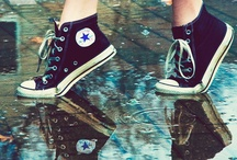 Short Skirts..Sneakers / by Katherine Isabelle
