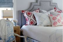 bedrooms / by Hilary B