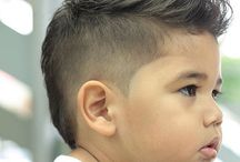 Haircuts kids