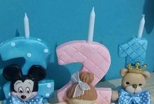 Cake - Toppers