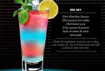 my favorite drinks