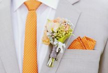 Tie the Knot / Tie options for the groom to be.
