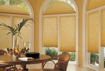 Shades for Days / The Duette shade from Hunter Douglas is our number seller for obvious reasons.  It looks great - very luxurious and fits in almost any application.  Honeycomb shades provides a high level of energy efficiency with its innovative honeycomb-within-a-honeycomb design, reducing energy loss up to 40% at the window. Light and easy to use Duette's come in many styles, fabrics, designs and custom sizes.  Competitively priced with our perfect fit guarantee.