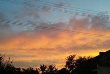 Sunset & Sunrise & Sky