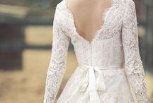 Wedding Dress / Simple and beautiful dress_ wedding dream