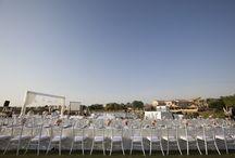 Lakeside wedding in Dubai planned by Mrs Wedding Planner