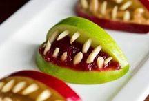 Scary Fun Food