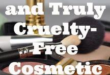 : cruelty free cosmetics :