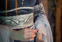 Fantasie Mittelalter Kleider