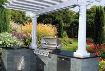 Fully Assembled Grills / by Cambridge Pavingstones with ArmorTec