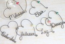 Wire a Name Tutorial From A t/m Z / Tutorial Name making whit Wire