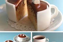Decoracion de tartas y galletas / Los dejas a todos flipados ohhhhhh!!!!! / by Macarena de Rus