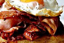 Breakfast Recipes / by Billy DeLa Cruz