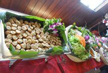 Traiteur mariage vietnamien / Buffet vietnamien autour d'un mariage vietnamien