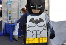 Batman Lego costumes / Batman Lego costumes