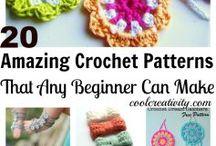 20 amazing crotchet patterns