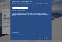 Windows 10 / by James Roughton