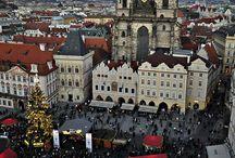 Take me to Prague :) / A city like a farytale :)