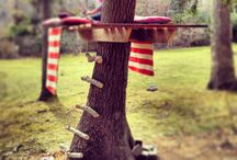 gyerekeknek fára ház